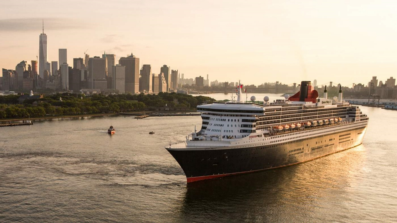 Many different themes have been lined up for Cunard's iconic Trans-Atlantic voyage between Southampton and New York.